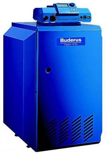 Атмосферный котел Buderus
