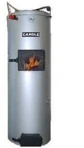 Candle Aremikas твердотопливный котел